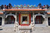 Pak Tai Temple, Cheung Chau, Hong Kong — Stock Photo