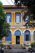 Colonial Architecture, Ho Chi Minh City — Stock Photo