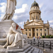 Gendarmenmarkt, Berlin — Stock Photo