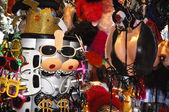 Halloween Costumes, Pottinger Street, Hong Kong — Stock Photo