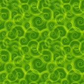 Sömlös abstrakt swirly illustration — Stockvektor