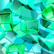 Stock Photo: Abstract 3d illustration of cubes