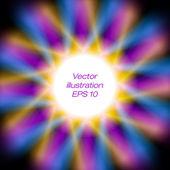 Vector Stage Spotlight — Stock Vector