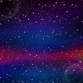 Deep space background — Stock Vector