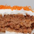 Close up of Carrot Cake — Stock Photo #10561930