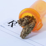 Medical Marijuana — Stock Photo