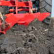Plowing — Stock Photo #10068986