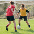 Ladies soccer — Stock Photo #10212549