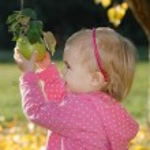 Little girl — Stock Photo #9524335