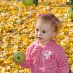 Little girl — Stock Photo #9524446