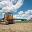 Stockfoto: Bulldozer