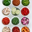 Thai food Ingredients - Foto Stock