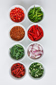 Thai food Ingredients — Stock Photo