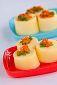Bean curd (Tofu) — Stock Photo