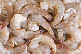 Raw Shrimp — Stock Photo