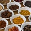 Collection of spices. — Stock Photo #9838627