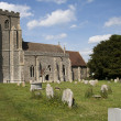 Old church England - Stock Photo