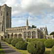 Lavenham st Peter and st Paul church — Stock Photo #9415484