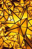 Star Lamp — Stock Photo