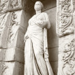 Woman statue — Stock Photo