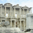 Celsus library in Ephesus — Stock Photo #9427426