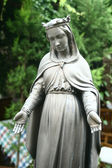 Virgin Mary statue from Ephesus — Стоковое фото