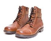 Man boots — Stock Photo