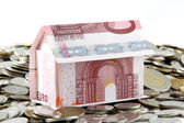 Pengar house — Stockfoto