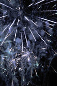 Firework Starburst — Stock Photo