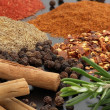 Stock Photo: Herbs and Spices