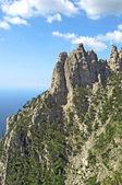 Ai-Petri Mountain — Stock Photo