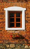 παλιό παράθυρο — Φωτογραφία Αρχείου