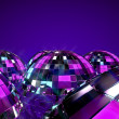Stock Photo: Disco nightlife