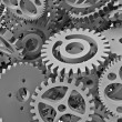Lots of cogs — Stock Photo #9814531