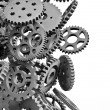 Lots of cogs — Stock Photo #9814536