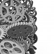 Lots of cogs — Stock Photo #9814544