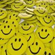 Smiley badges — Stock Photo #9888729