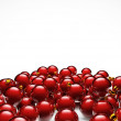 Christmas ornaments background — Stock Photo #9899474