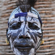 Chief of the Karo - Stock Photo