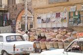 African bazar — Stock Photo