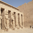 Stock Photo: Inside Habu Temple, Luxor, Egypt