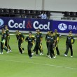 Royalty-Free Stock Photo: Pakistan Cricket Team