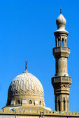Mosque Minar — Stock Photo