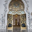Main Door Sheikh Zayed Mosque — Stock Photo