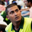 Pakistani Supporter — Stockfoto