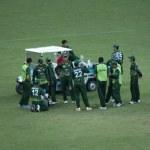Pakistan Cricket Team — Stock Photo