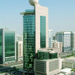 Abu Dhabi City — Stock Photo