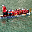 Постер, плакат: Dragon Boat Team Abu Shabi