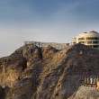 Постер, плакат: Jebel Hafeet Mountain and palace