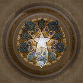 Sheikh zayed camisi içi — Stok fotoğraf